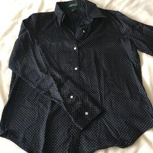 Ralph Lauren cotton blouse